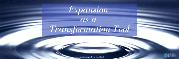 Expansion as a Transformation Tool